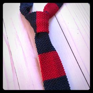 J Crew 💯 silk knit tie